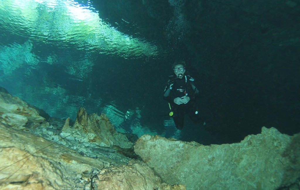 Photos Diving Cenotes 40
